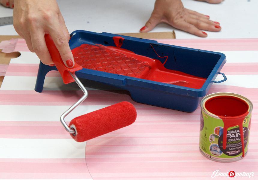 Malowanie szafki