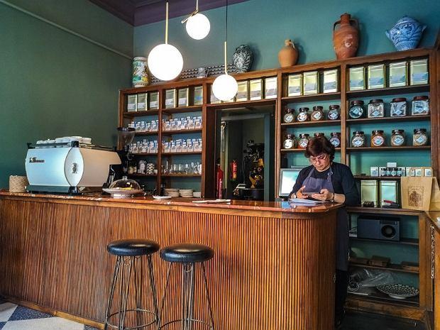 Madryt, Café Angélica przy ulicy San Bernardo - tu napijecie się najlepszej kawy wmieście
