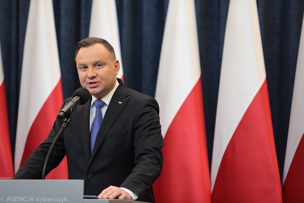 Wybory prezydenckie 2020. Czy Andrzej Duda odwoła wybory zaplanowane na 10 maja?