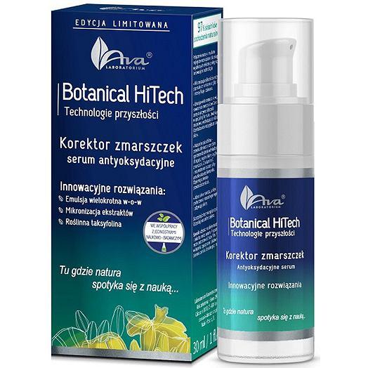Botanical HiTech - Korektor zmarszczek - 40 zł/30 ml