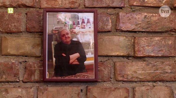 Zina - założycielka restauracji Tibilisi
