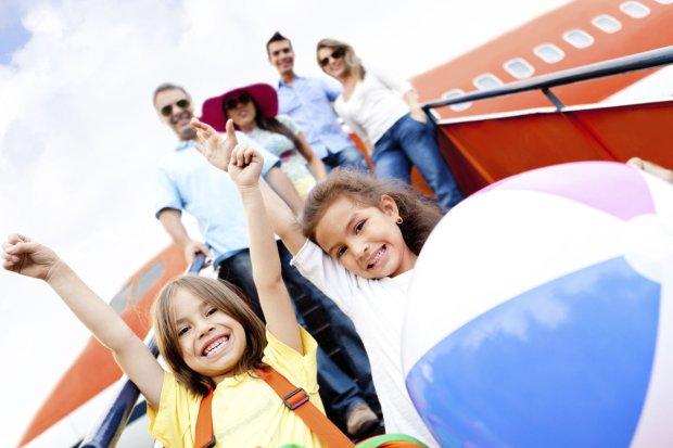 Wybierając się na rodzinny urlop nie zapomnijcie o dobrym humorze!