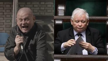 Kazik, Kaczyński