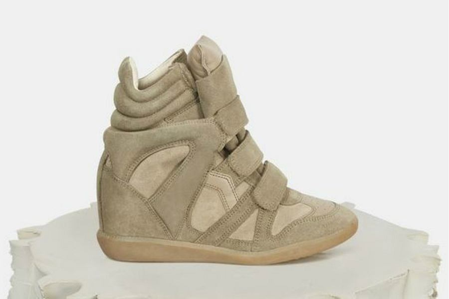 sneakersy Isabel Marant