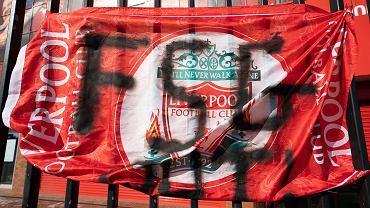 Liverpool już traci na Superlidze. Sponsor zrywa współpracę z klubem
