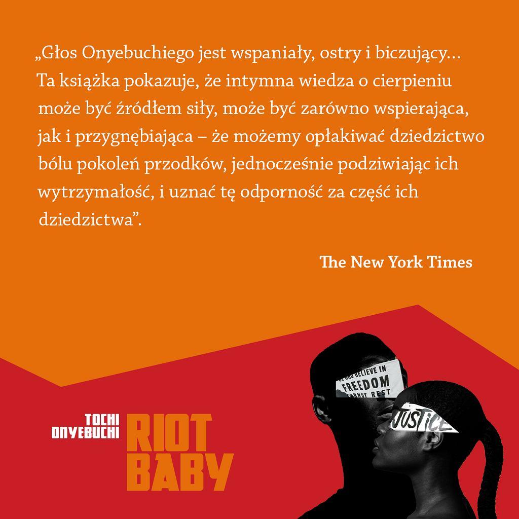 'Riot Baby', Tochi Onyebuchi