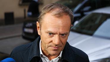 Donald Tusk (fot. Filip Radwański/AG)