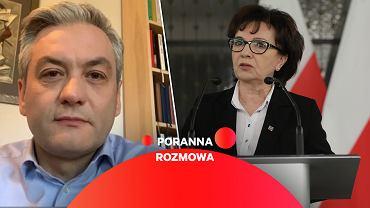 Poranna Rozmowa Gazeta.pl. Biedroń o Trzaskowskim: Po wyborach ze skóry owcy wyjdzie wilk