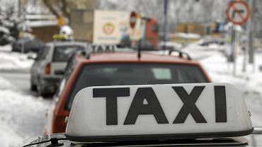 Taksówka - zdjęcie ilustracyjne