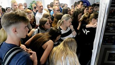 Ogłoszenie wyników naboru do XI Liceum Ogólnokształcącego w Olsztynie, 2 lipca 2017