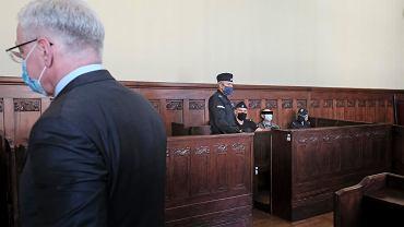 4 czerwca 2020 r. Proces Andrzeja C., który groził śmiercią prezydentowi Poznania Jackowi Jaśkowiakowi