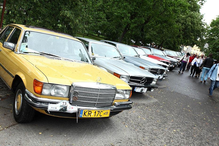 StarDrive Poland - Zlot Zabytkowych Mercedesów
