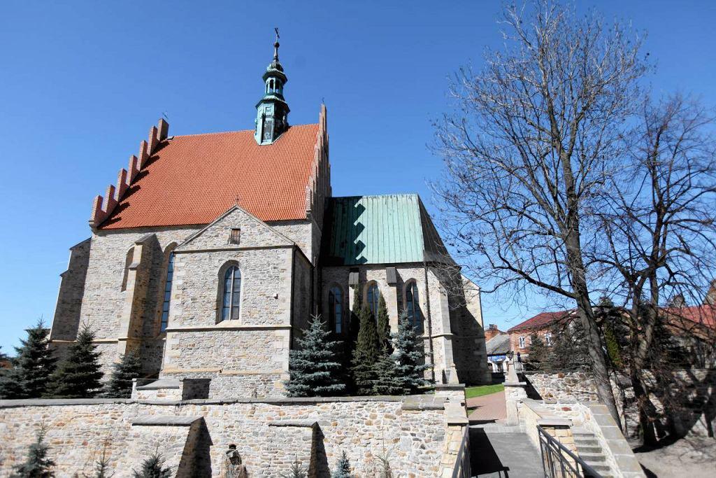 Kościół pw. św. Zygmunta przy rynku w Szydłowcu