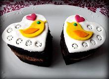 Ciasto podwójnie czekoladowe Ptasie Radio - ugotuj