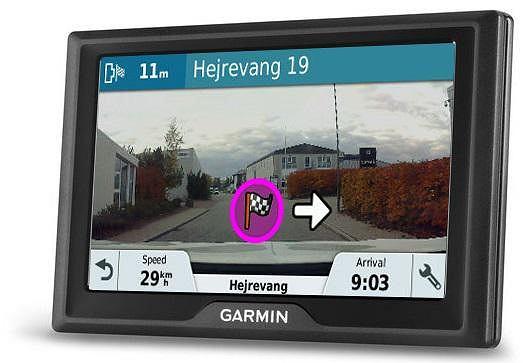Nawigacja GARMIN DRIVE 51 LMT-S Central Europe