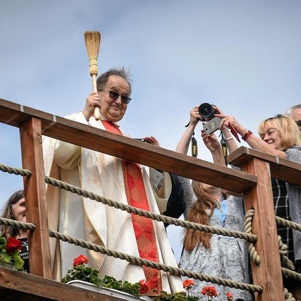 Częstochowa, 14 lipca 2019 r. Pielgrzymka Radia Maryja na Jasną Górę