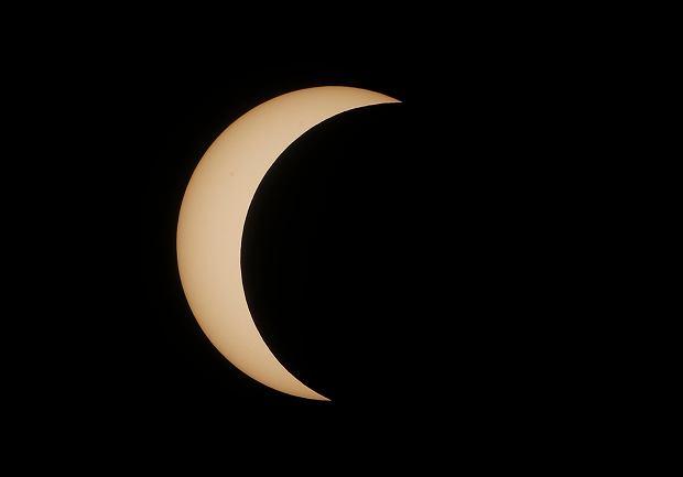 Zaćmienie Słońca 21.06.2020 - Pakistan