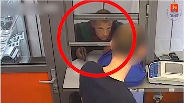 Policja szuka sprawcy napadu na lombard