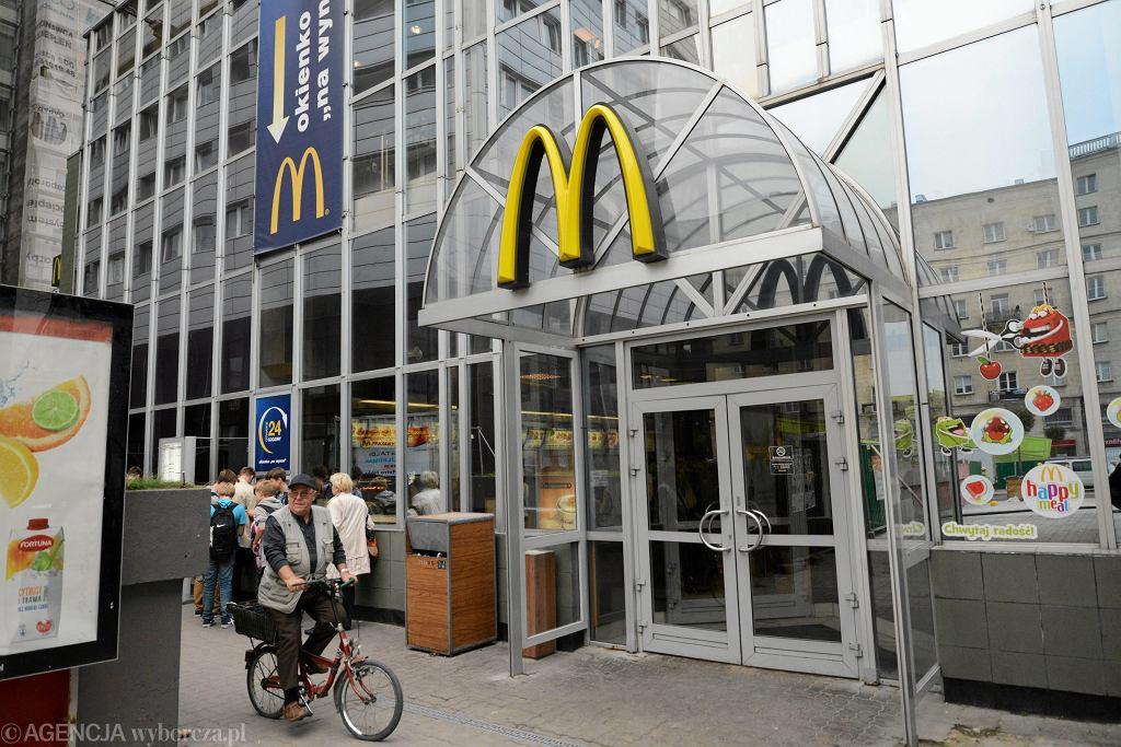 McDonald's otworzył kierunek studiów dla swoich pracowników.