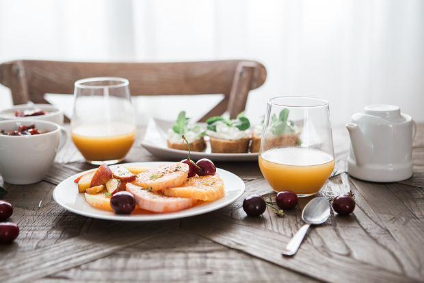 pora jedzenia a metabolizm