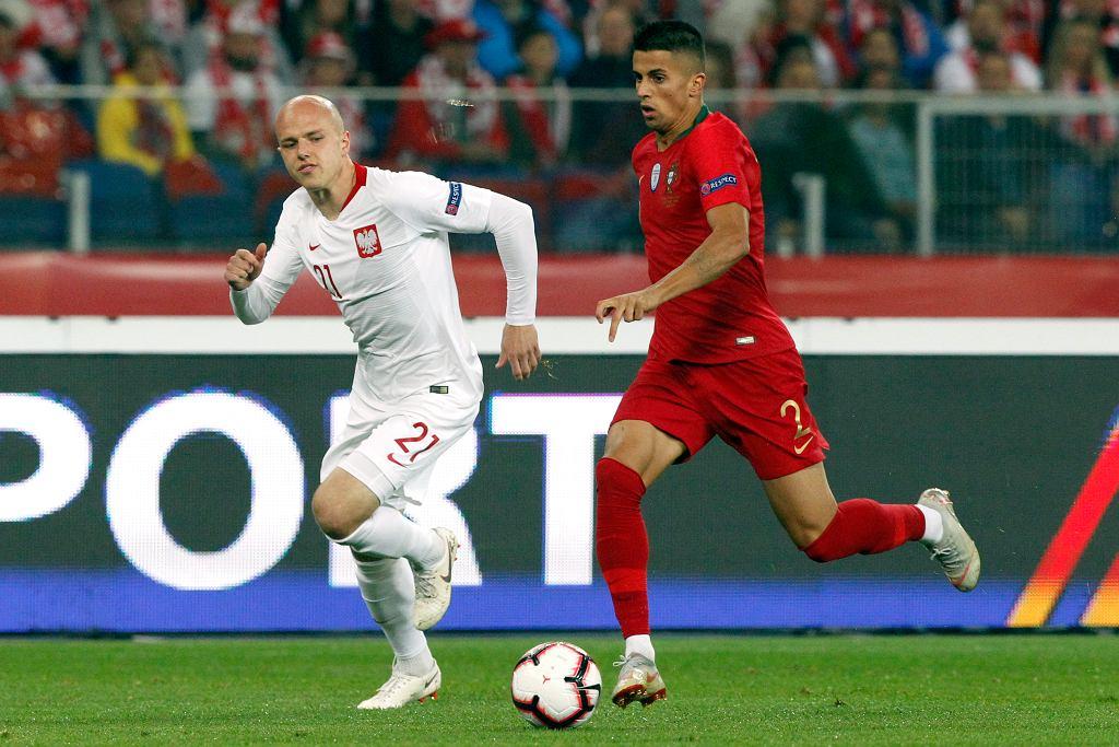 11.10.2018, Polska-Portugalia na Stadionie Śląskim w Chorzowie.