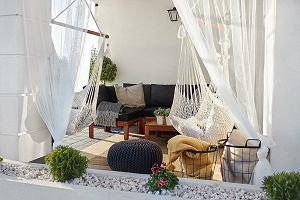 Jak urządzić salon na tarasie? Sprawdź jak spędzić czas na świeżym powietrzu w domowej atmosferze