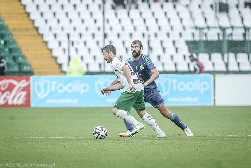 Lechia - Panathinaikos 4:0. Piotr Wiśniewski