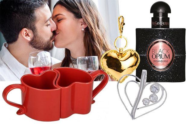 Walentynkowe prezenty dla partnerki