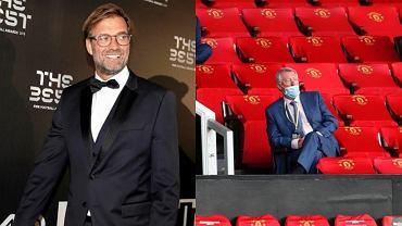 Juergen Klopp zadzwonił do sir Alexa Fergusona o 3:30, żeby powiedzieć mu o wygranej w Premier League