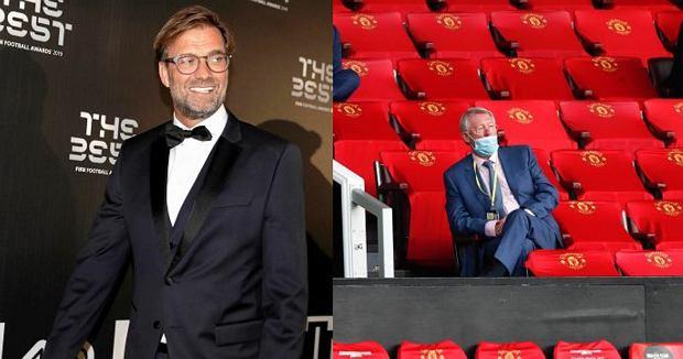 Juergen Klopp zachwycony: Jak audiencja u papieża. Sir Alex Ferguson wybaczył mu nawet nocny telefon