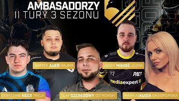 Ambasadorzy Polish Esport Cup 3
