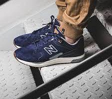 Buty sportowe New Balance teraz znacznie taniej. Idealne modele - niebieskie, czarne i szare dla facetów