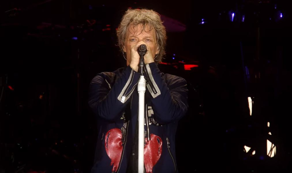 Bon Jovi: We Don't Run - Live from Tel Aviv (July 25, 2019)