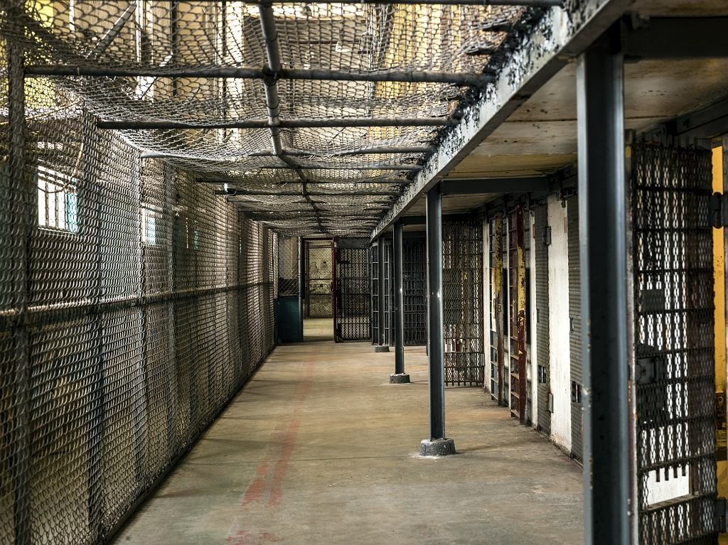 Więzienie/ zdjęcie ilustracyjne