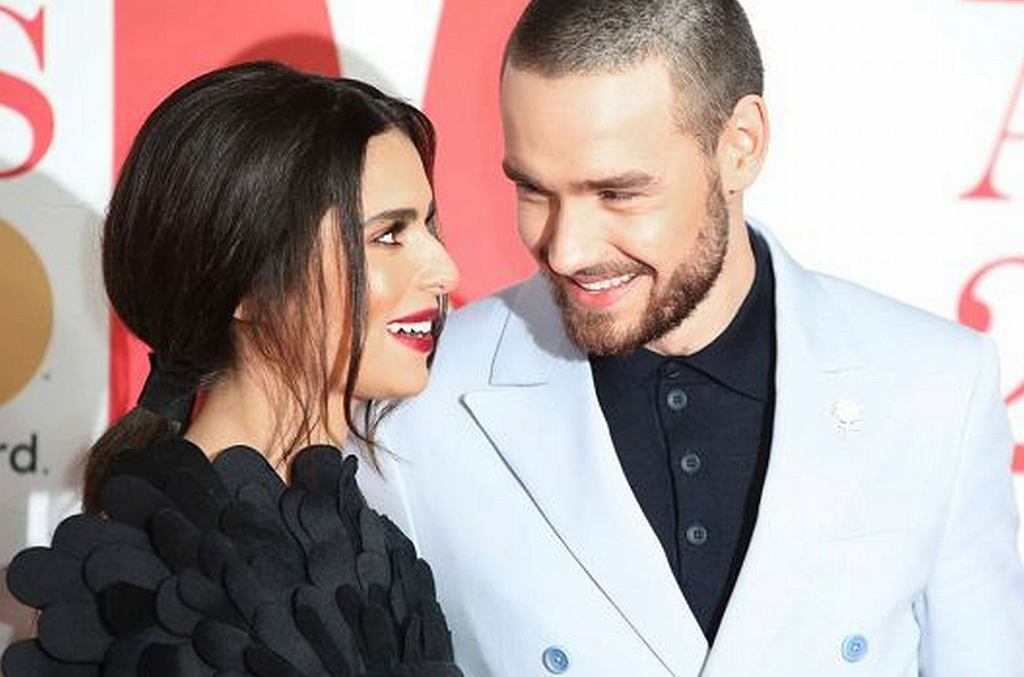 Cheryl Cole i Liam Payne BRIT Awards 2018
