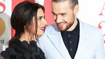 Cheryl Cole i Liam Payne BRIT Awards 2018