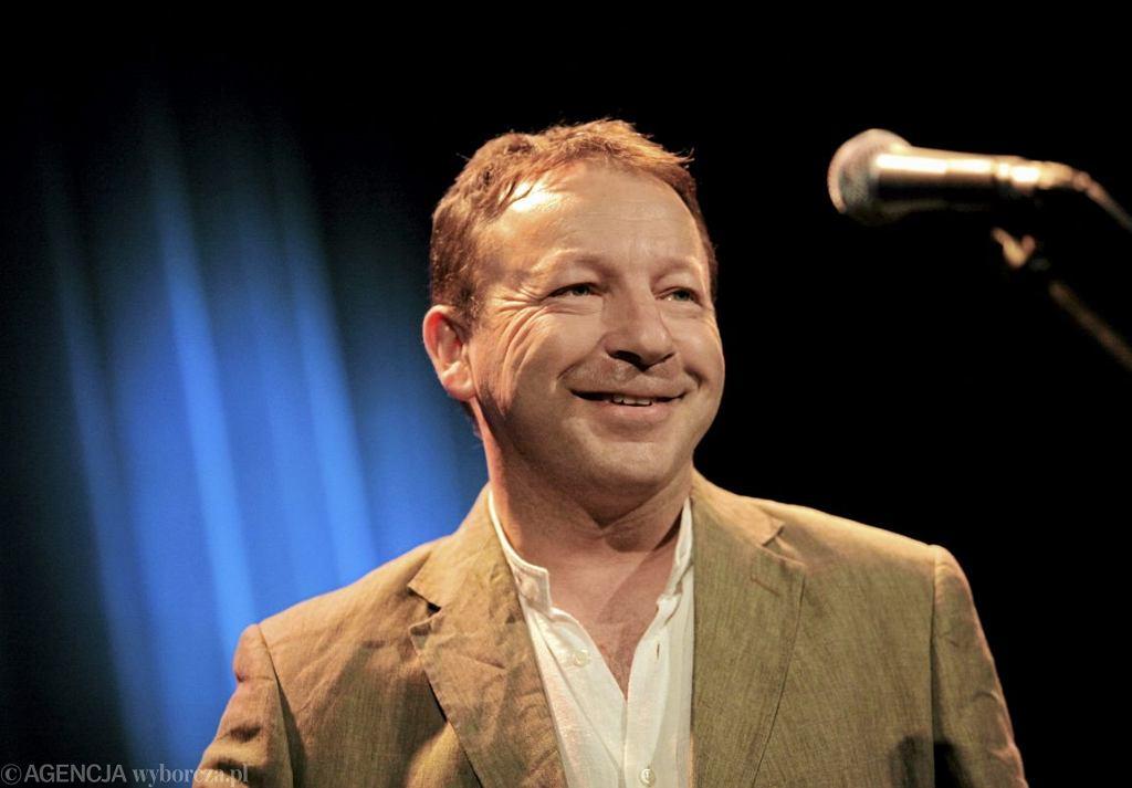 Zbigniew Zamachowski (fot. Franciszek Mazur/AG)