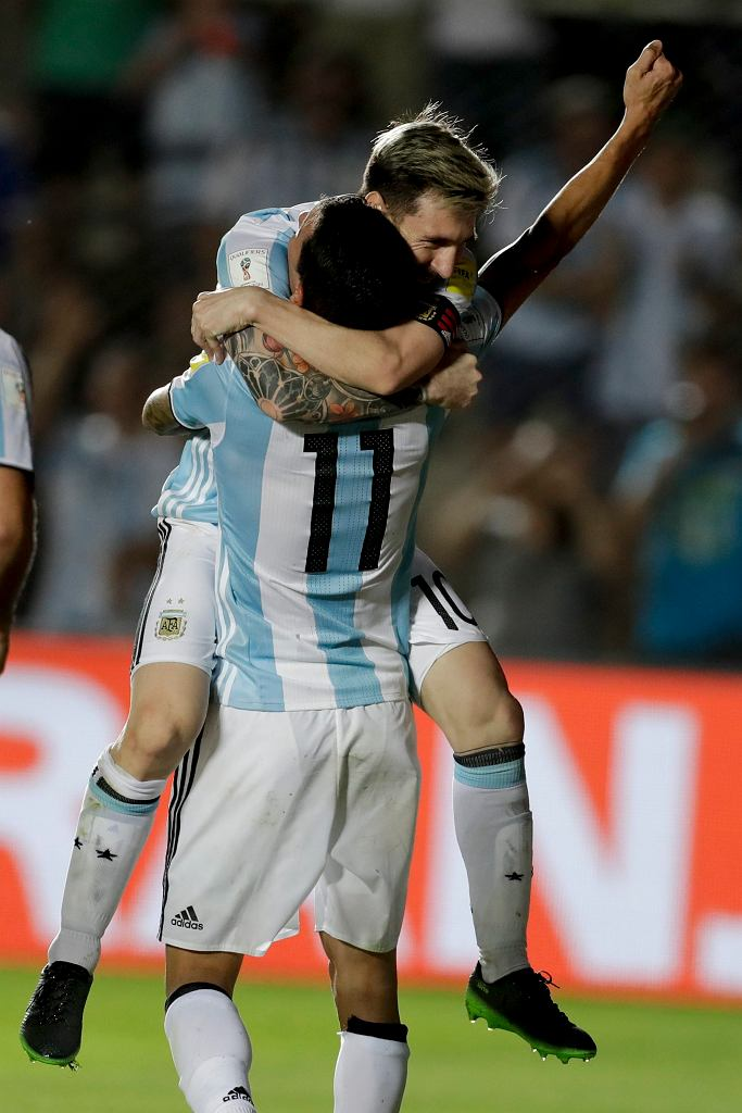 Argentina Colombia WCup Socer
