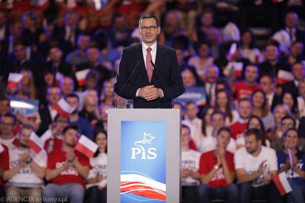 !Konwencja wyborcza PiS w Lublinie