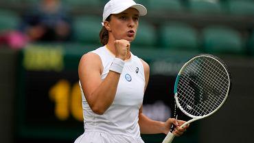 Iga Świątek w III rundzie Wimbledonu! Polka nie dała rywalce żadnych szans!