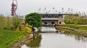 Londyn, widok na park olimpijski / fot. Shutterstock