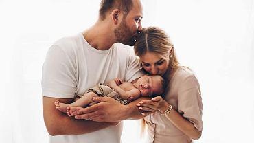 Syn Anity i Adriana ze