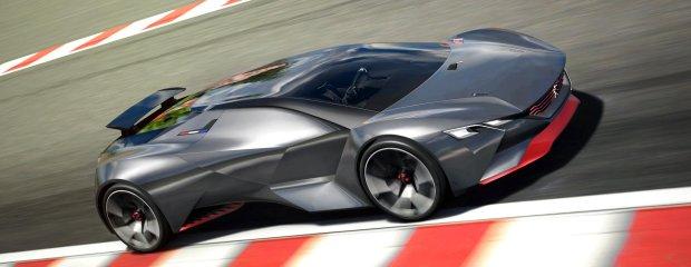 Peugeot Vision Gran Turismo