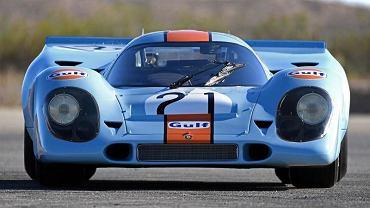 Odrestaurowane Porsche 917K