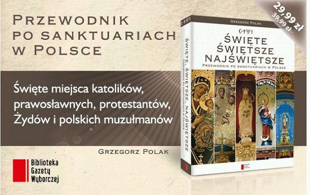 Przewodnik po sanktuariach w Polsce