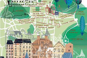 Edynburg - kiedy jechać i co jeść