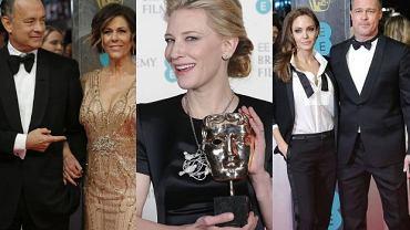 Gwiazdy na BAFTA