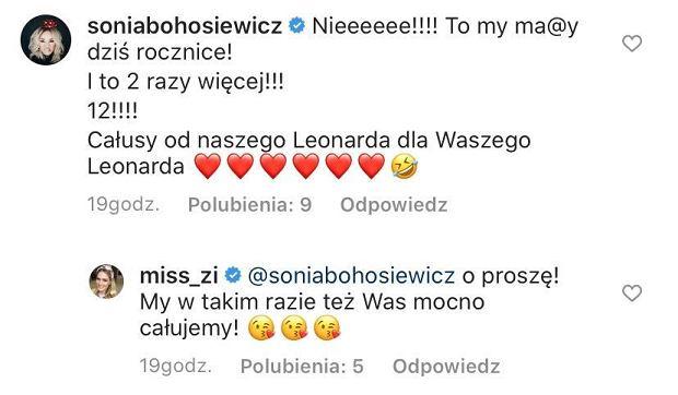 Komentarz Sonii Bohosiewicz