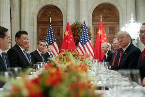 Jest porozumienie! Donald Trump i Xi Jinping zawarli rozejm w wojnie handlowej