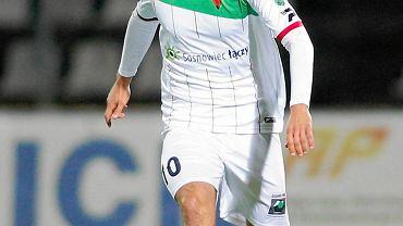 Krzysztof Markowski (na biało)